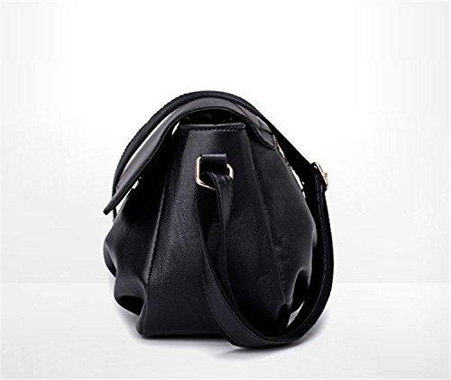 Coquelicot Coccinelle Coquelicot et black et Shoulder Bag Black Women's FxdnpwB
