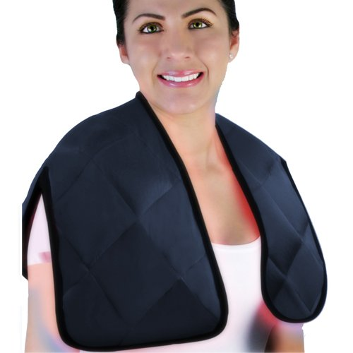 Z-COMFORT Heat/Freeze Buckwheat Neck and Shoulder Soothing Wrap from Z-Comfort