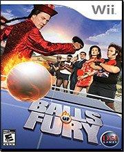 Fury Wii (Balls of Fury (Nintendo Wii))
