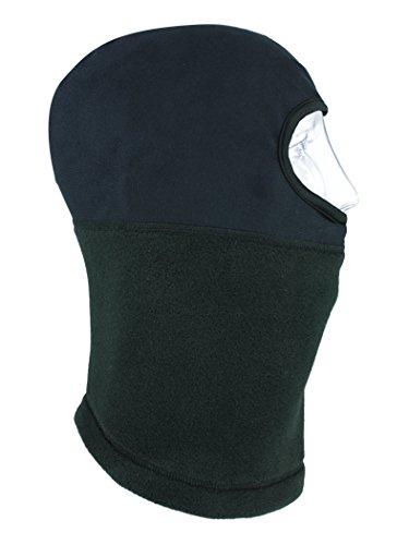 (Seirus Innovation Junior Heatwave Thick N Thin Headliner Balaclava Headwear, One Size, Black)