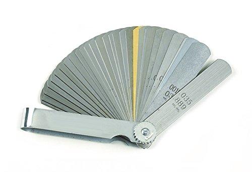 K-D Tools 161 Deluxe Feeler Gauge Spark Plug Feeler Gauge