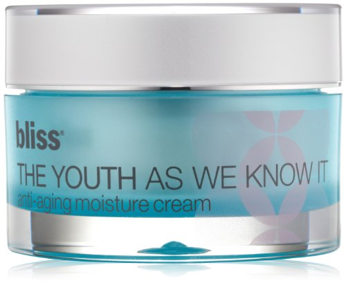 bliss The Youth As We Know It Anti-Aging Moisture Cream, 1.7 fl. oz.