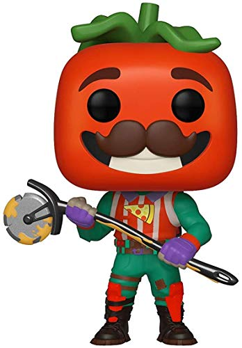 Funko Pop! Vinilo Games Fortnite TomatoHead, Multicolor, Talla Unica