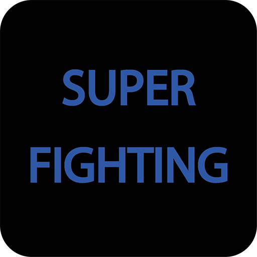 Super Fighting (Word For Halloween Party)