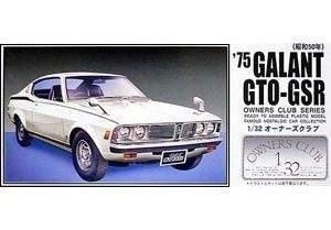 マイクロエース 1/32 オーナーズクラブシリーズ No.48 `75 三菱 ギャランGTO-GSRの商品画像