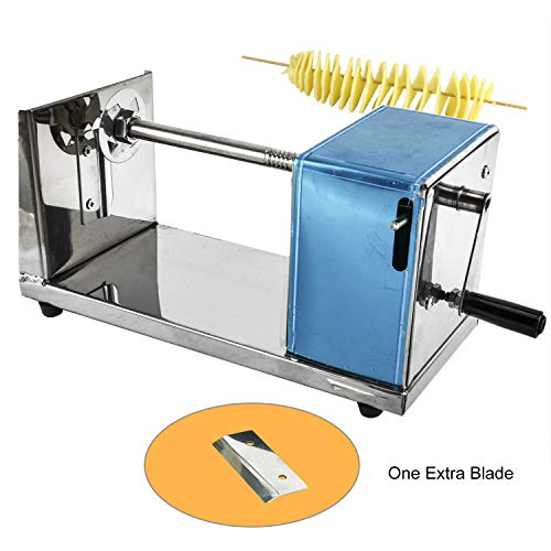 Homend Twisted Stainless Slicing Vegetable