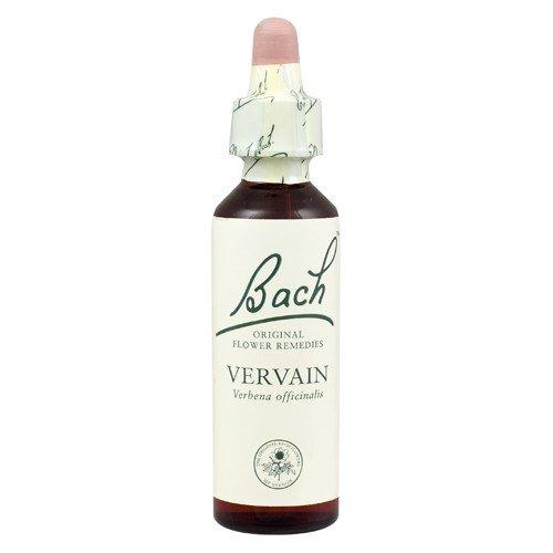 (3 PACK) - Bach Original Flower Remedies - Vervain | 20ml | 3 PACK BUNDLE by Bach Original Flower Remedies