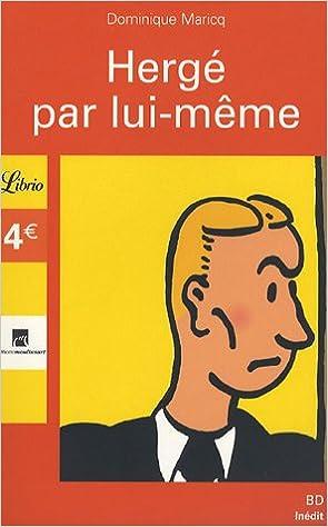 Lettre à Hergé (Réflexions faites) (French Edition)