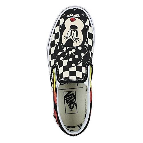 Vans Snekaers Minnie X Classic Mickey Eu Slip amp; Disney on 37 BqUrwBT
