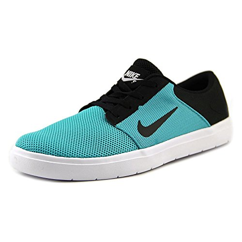 Nike Portmore Rinnova Sb Skate Shoe - Mens Light Retro / Nero / Bianco, 9.0