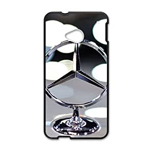 Hope-Store Benz sign fashion cell phone case for HTC One M7