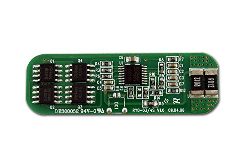 Protection Circuit Module (PCB) for 11.1V Li-Ion Battery Pack 9A Working (17A cut-off) ()