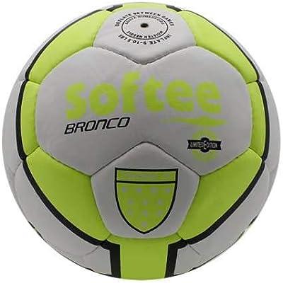 Balon Softee Bronco EDICION Limitada - Futbol 7 - Color Amarillo ...
