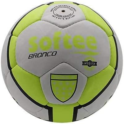 Balon Softee Bronco EDICION Limitada - Futbol 11 - Color Amarillo ...