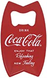 Tablecraft CC343 Stainless Steel Coca-Cola Bottle Opener Fridge Magnet, Red Review