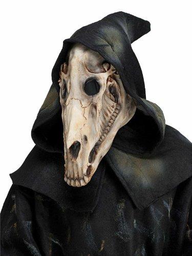 Mask Horse (Horse Skull Hooded Mask)