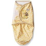 Summer Infant SwaddleMe Pure Love Adjustable Infant Wrap, 7-14 pounds, Joy Full Giraffes