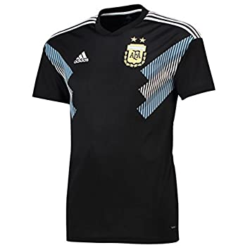 adidas 2018-2019 Argentina Away Football Shirt