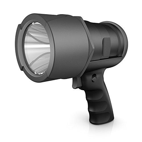 (Rayovac Virtually Indestructible LED Spotlight, 670 Lumen LED)