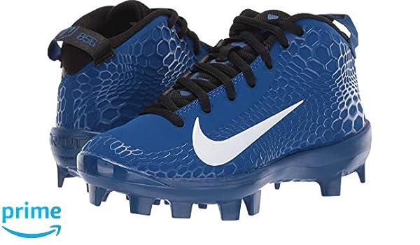 Nike Kids Boys Vapor Ultrafly 2 Keystone Baseball Little Kid//Big Kid Black//White//Thunder Grey//Pure Platinum 10 M US Toddler