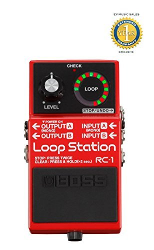 Boss RC-1 Loop Station - Pedal Looper