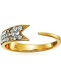 Val Stack Ribbon Ring