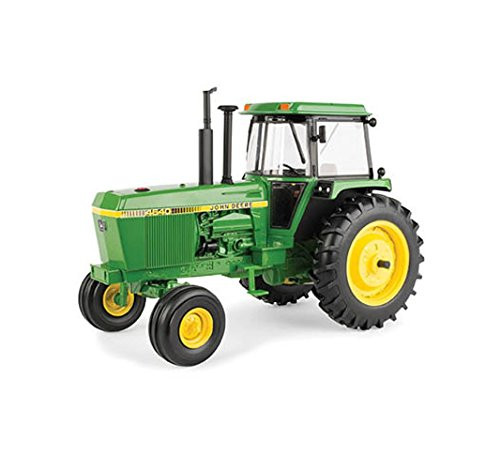 Deere Diecast Tractor John (1/16 John Deere 40th Anniversary 4640 Tractor Toy Collector Edition - LP64477)