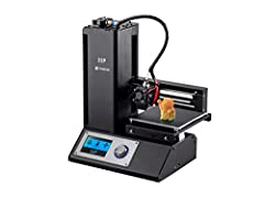 MP Select Mini 3D Printer Too often, getting a low-cost 3D printer means getting a box of ill-fitted parts with poorly written and incomplete documentation. You end up spending hours on the internet, searching forums and asking for help to ge...
