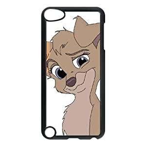 iPod Touch 5 Case Black Lady and the Tramp II Scamp's Adventure Character Angel U3589866