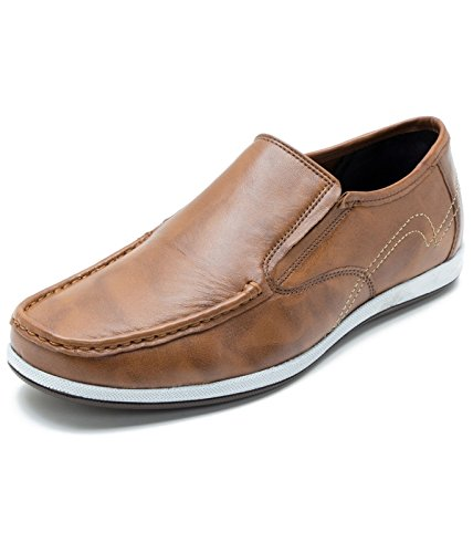 8142b83cd86 Franco Leone Men s Loafers and Moccasins  Buy Online at Low Prices ...