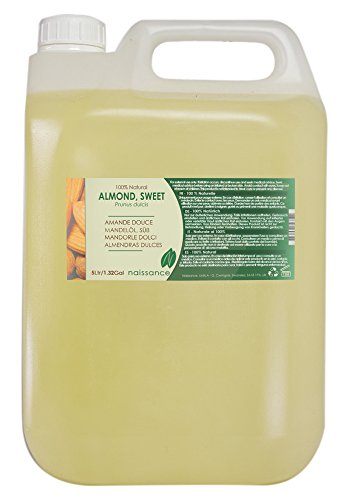 Mandelöl 100 Prozent reines Basisöl 5 Liter