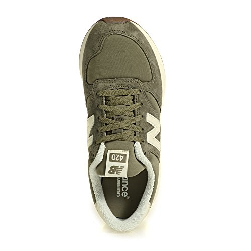 Balance Oliv 45 New Re Damen 420 Sneakers Engineered OnwSS1qAR