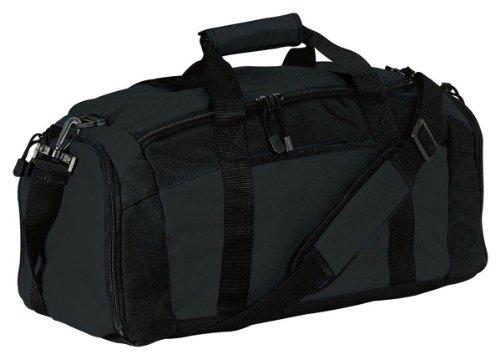 Price comparison product image Port & Company - Gym Bag,  Black