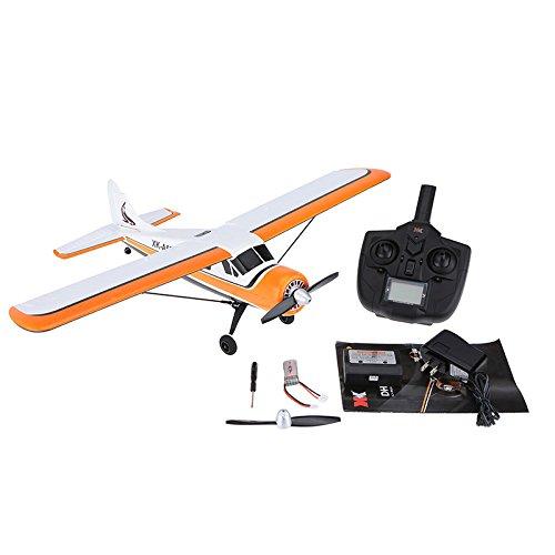 Ocamo Planeador RC Avión con Motor sin escobillas 3D6G,XK A600 XK-A600 5CH 2.4G