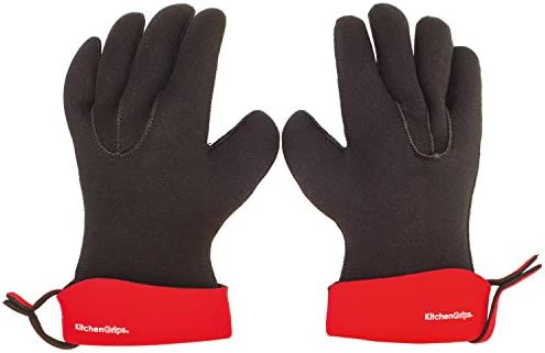 KitchenGrips Piece Chefs Glove Cherry product image