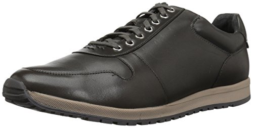 Stacy Adams Mens Axel Heritage Retro-Runner Lace up Fashion Sneaker