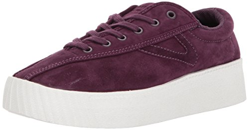 Tretorn Women's Nylite6bold Sneaker Eggplant outlet release dates shop for cheap price footlocker finishline cheap price visit new cheap price low price fee shipping sale online C431dLi