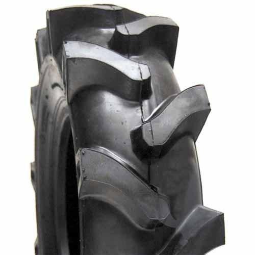 Perfil neumático agraria 4 pliegues para motocultor-Tamaño: 400 x 8 (montaje con cámara de aire)