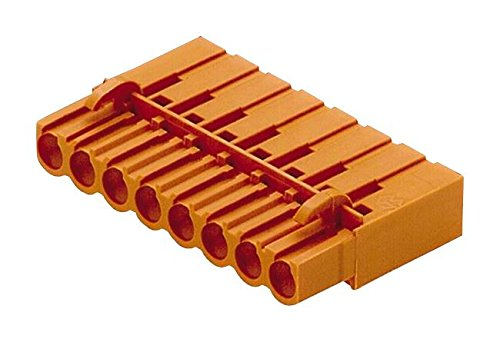 2.5 mm? Pluggable Terminal Block 14 AWG 5.08 mm 26 AWG 1610530000 Crimp 6 Positions WEIDMULLER