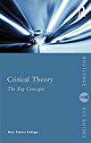 Critical Theory: The Key Concepts (Routledge Key Guides)