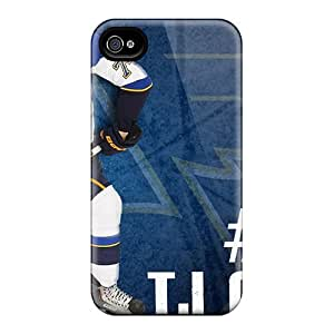 Snap-on Tj Oshie Case Cover Skin Compatible With Iphone 4/4s