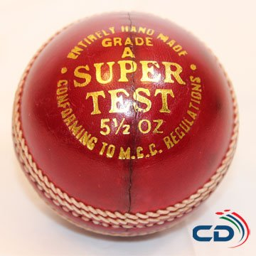 Cricket Dynamics Grade A Super Boule de test