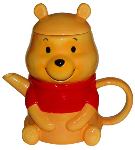(Tea for one SAN1874 Winnie the Pooh (japan import))
