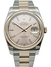 Datejust Automatic-self-Wind Male Watch 116201 (Certified Pre-Owned)
