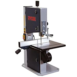 Ryobi RBS-3080 Band Saw 300W 90mm Cut 240V: Amazon.co.uk ...