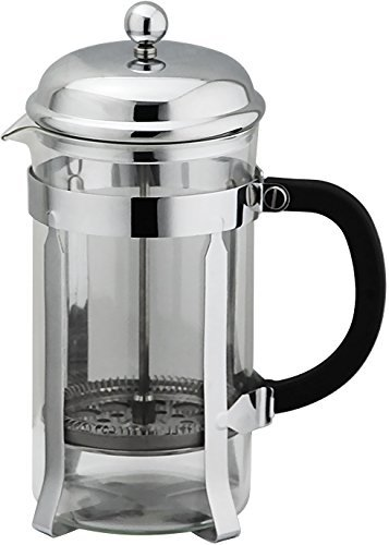 French Press Chrome & Black (Chrome)