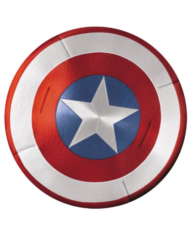 Disguise Marvel Captain America The Winter Soldier Movie 2 Toddler Soft Shield (Kids Captain America Costume With Shield)