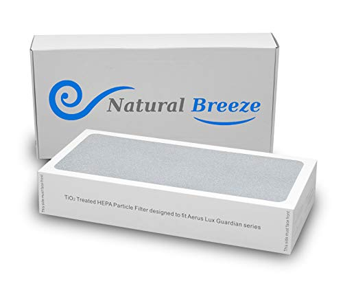 Natural-Breeze HEPA Filter Replacement for Tio2 ELECTROLUX Aerus LUX Guardian AIR Purifier ()