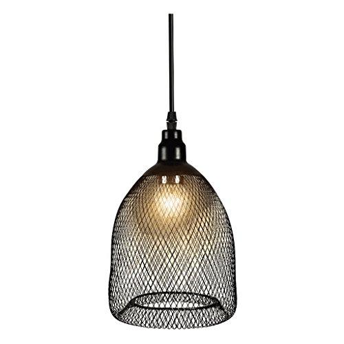 Loft Scandinavian Retro Style Lustre, lampe pendentif en fer forgé, Bar Cafe Restaurant Magasin de vêteHommests Plafonnier