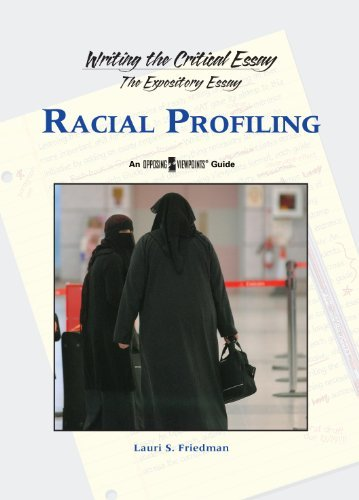racial profiling writing the critical essay kindle edition by  racial profiling writing the critical essay by scherer lauri s